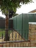 images of Steel Fencing Redcliffe