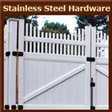 photos of Steel Fencing Hardware