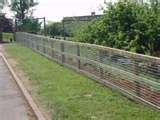 photos of Steel Fencing Rail