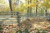 images of Steel Fencing Rail