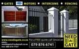Steel Fencing In Cape Town images