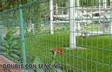 Steel Fencing Weldmesh pictures