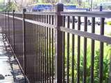 Steel Fences Florida pictures