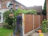Steel Fencing Nottingham pictures