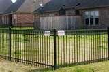 pictures of Steel Fencing In Oklahoma
