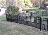 Steel Fencing In Oklahoma images