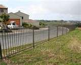 Colour Steel Fencing Auckland pictures