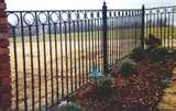 pictures of Steel Fencing In Texas