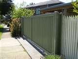 Steel Fencing Melbourne photos