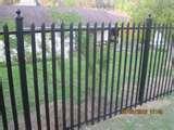 Steel Line Fencing images