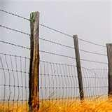 images of Steel Line Fencing