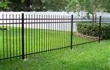 Steel Line Fencing photos