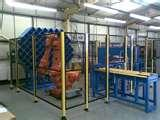Steel Safety Fencing pictures