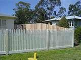 pictures of Steel Fencing Hobart