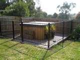 Steel Fencing Pool