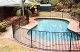 Steel Fencing Pool pictures