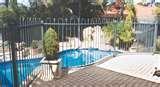 Steel Fencing Pool images