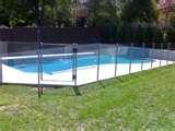 photos of Steel Fencing Pool