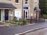 Steel Fencing Barnsley pictures