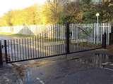 Steel Fencing Buntingford photos