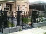 Steel Fences Moorabbin