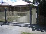 pictures of Steel Fences Moorabbin