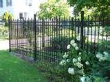 Steel Fencing Ornamental