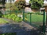 Brick And Steel Fences photos