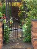 Steel Fences Gardens images