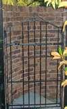 images of Steel Fences Gardens