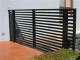 pictures of Steel Fences And Automatic Gates