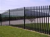 Steel Fences Photos photos