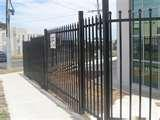 pictures of Steel Fencing Suppliers Melbourne