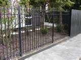 Steel Fences Photos pictures
