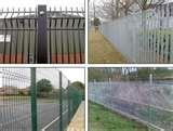 pictures of Steel Fencing Loughborough