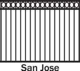 Steel Fences San Jose pictures