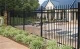 Steel Fencing London pictures