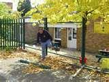 images of Steel Fencing London
