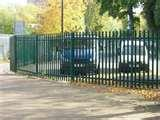 Steel Fencing London images