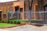 Steel Fencing Designs pictures