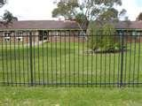 Steel Fencing Designs images
