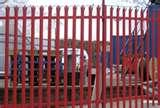Steel Palisade Fencing Specification images