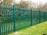 images of Steel Fencing Us