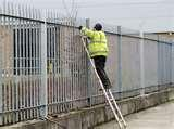 photos of Steel Fencing Manchester