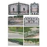 Steel Fences In South Africa pictures