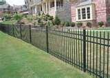 photos of Steel Fences Canada