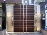 pictures of Steel Fences For Gardens