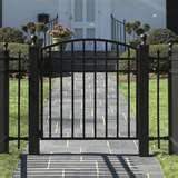photos of Steel Fences For Gardens