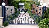 Steel Fences For Gardens images