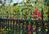 Steel Fencing New Jersey pictures